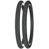 "Michelin City'J Bike Tire 18"" wire black"